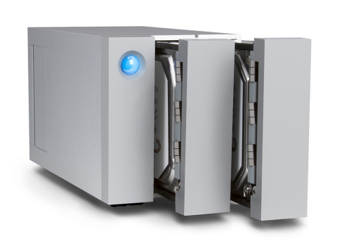 LaCie 2big Thunderbolt 2 (Photo: Business Wire)