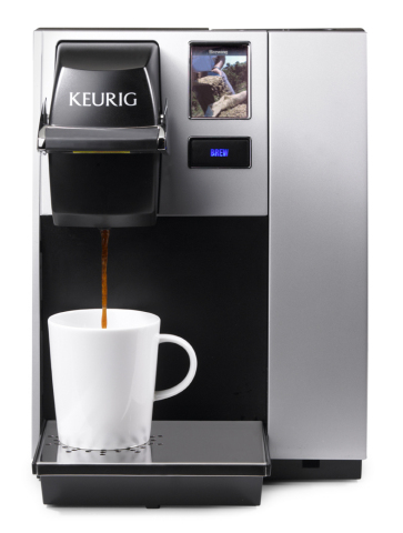 Keurig(R) K150 Commercial Brewing System (Photo: Business Wire)
