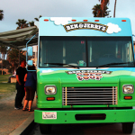 Ben & Jerry's scoop truck takes to the streets of DC (Photo: Business Wire)