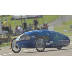 """Supermileage"" College Teams Top 1,000 Miles per Gallon at Eaton's Proving Grounds in Marshall, Michigan"