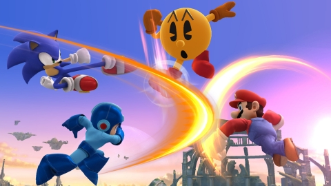 At the E3 video game trade show in Los Angeles, Nintendo revealed that PAC-MAN would be joining the ...