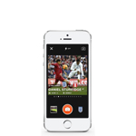 PiPsports allows sports fans to create customised photos (Graphic: Business Wire)