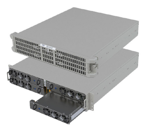 RES-XR4 HD System - Four XR4-HDC Modules - Eight Processor Sockets, Twelve High-Bandwidth I/O Slots. ...