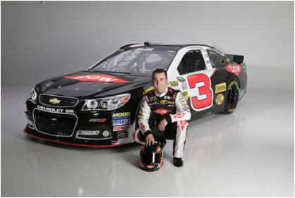 Dow, Austin Dillon and Richard Childress Racing (RCR) celebrate passion for innovation. (Photo: Busi ...