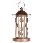 Spruce up the shrubs with a bird feeder. The In the Garden Bird Feeder is available online and in stores on sale for $16.99. (http://www.kirklands.com/product/In-the-Garden-Bird-Feeder/175854.uts) (Photo: Business Wire)