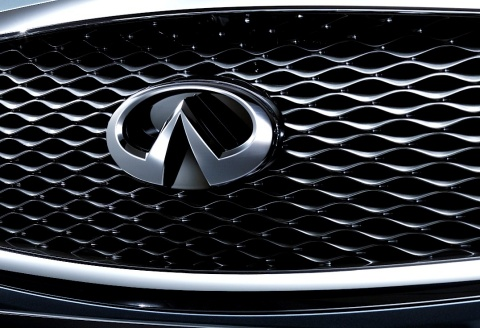 Infiniti Grille (Photo: Business Wire)