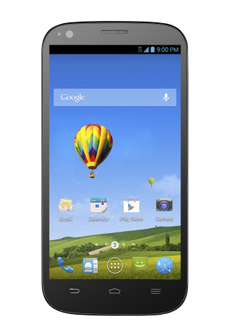 ZTE delivers more than you expected with the Grand S Pro featuring 4G LTE speeds, impressive processing power and an advanced 13 MP camera. The powerful ZTE Grand S Pro arrives at U.S. Cellular on June 12. (Photo: Business Wire)