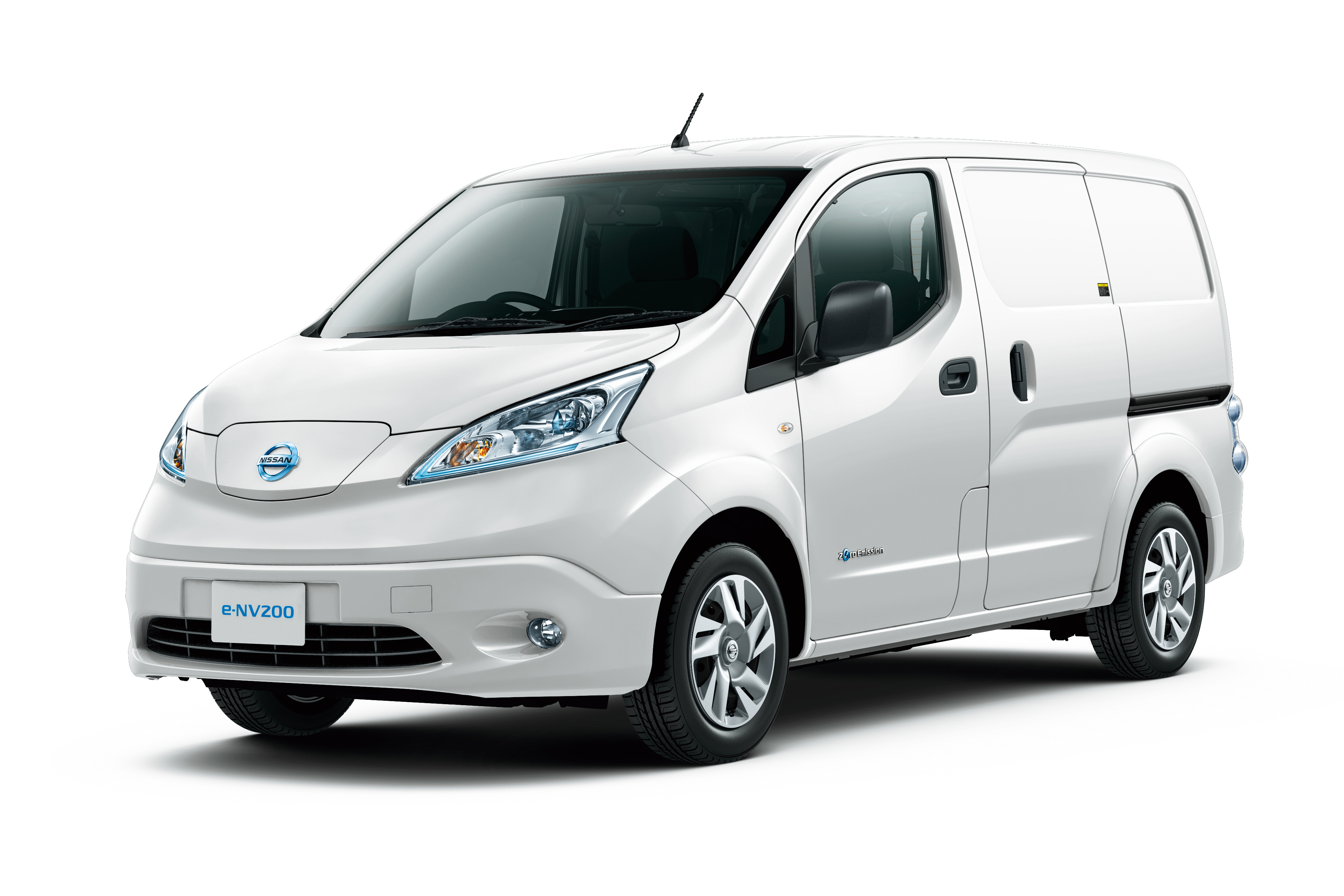 Nissan e-NV200 (Photo: Business Wire)