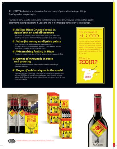 El Coto Sell Sheet Page 3