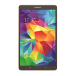 Galaxy Tab S - bronze 8.4 front (Photo: Business Wire)