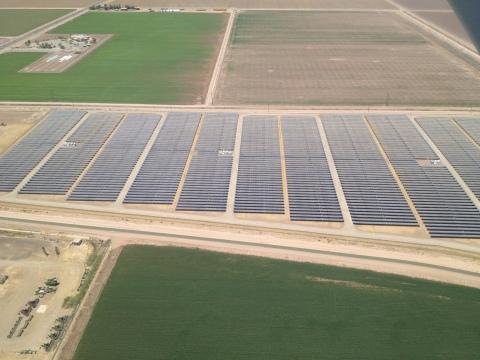 NRG Energy Community 1 Solar Facility (Photo: Business Wire)