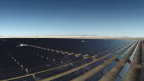 #1MachoSprings - Largest Solar Facility in New Mexico (Photo: Business Wire)