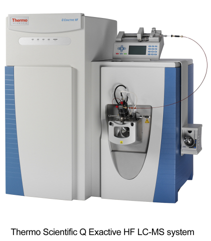 Thermo Scientific Q Exactive HF LC-MS System (Photo: Business Wire)