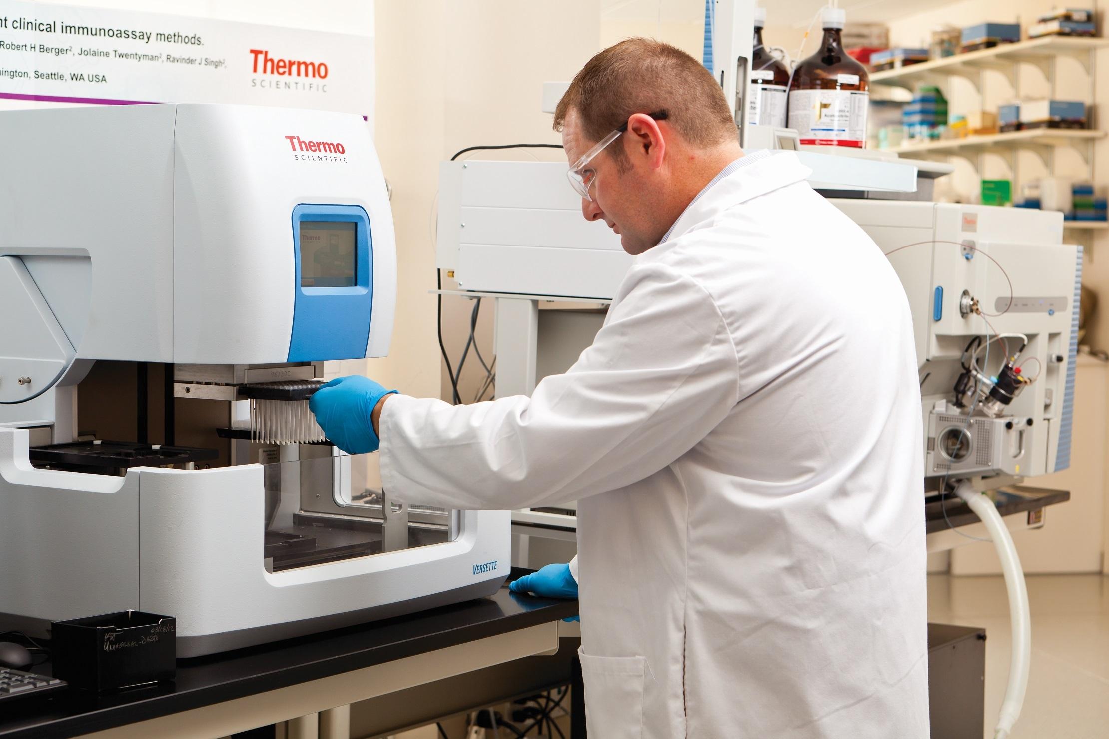 New Mass Spectrometric Immunoassay Consumables Enable ...