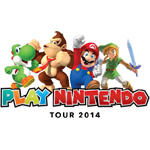 The three-month Play Nintendo Tour 2014 will travel to a dozen major U.S. cities and showcase Nintendo's latest hand-held system in an immersive gaming playground for kids of all ages. (Photo: Business Wire)