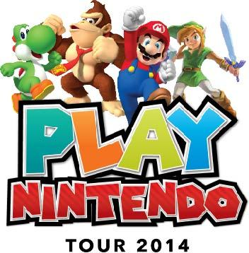 'Play Nintendo Tour 2014' Hits the Road with a Giant Video Game Playground (Photo: Business Wire)