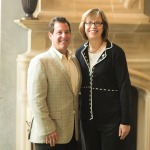 Popeyes CEO, Cheryl Bachelder and Al Copeland, Jr. in historic meeting as Popeyes core reci