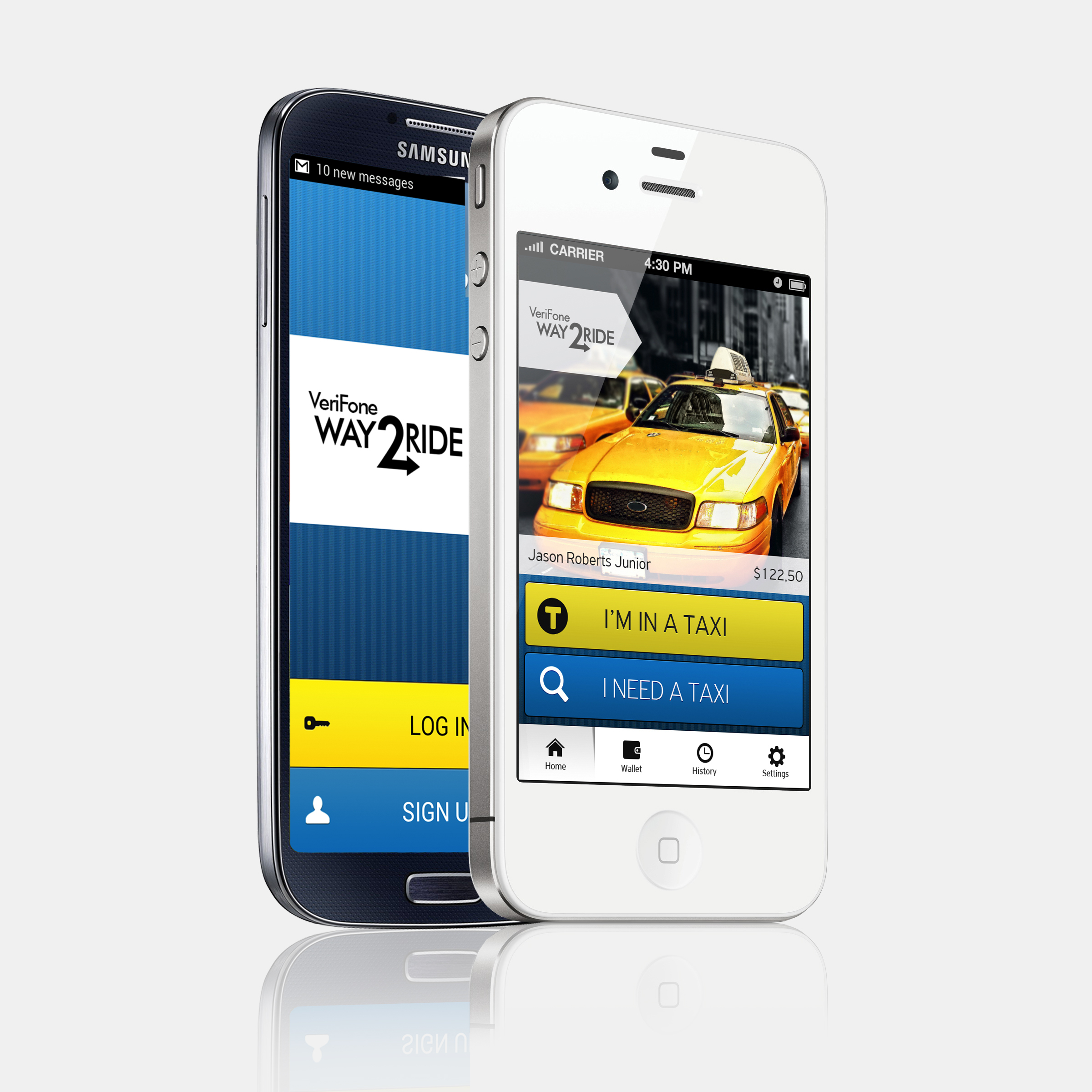VeriFone Expands Way2ride Mobile App to Philadelphia Taxis