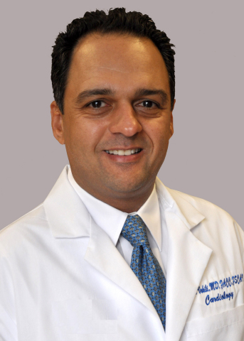 Dr. B. Alex Vakili, respected interventional cardiologist and chief operating officer at Orlando Heart Specialists, is principal investigator for the Odyssey Trial, testing a cholesterol reducing drug. (Photo: Business Wire)