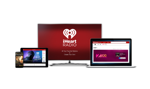 iHeartRadio Surpasses 50 Million Registered Users. (Photo: Business Wire)