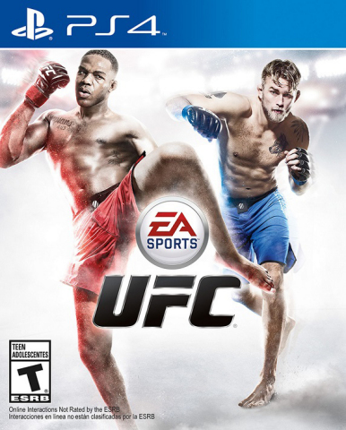EA SPORTS UFC PlayStation 4 (Graphic: Business Wire)