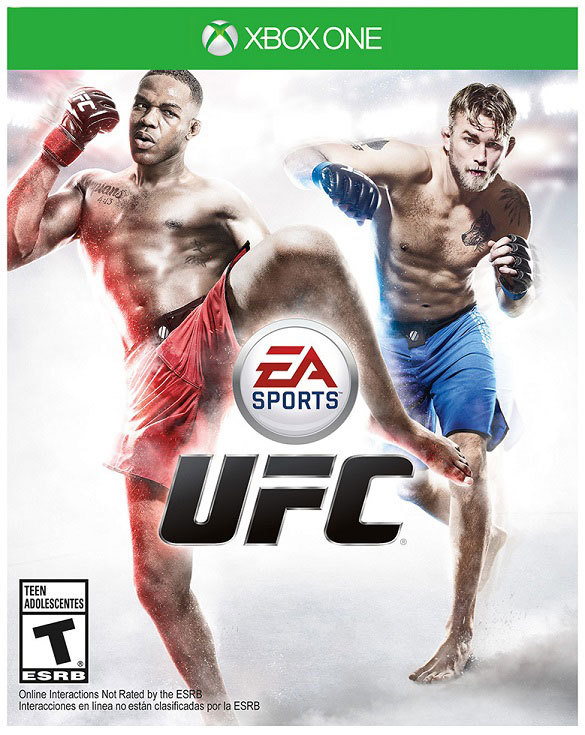 EA SPORTS UFC Xbox One (Graphic: Business Wire)