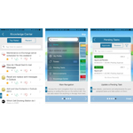 CA Cloud Service Management features a rich mobile experience for end users to request services, assets and support from any device. (Photo: Business Wire)
