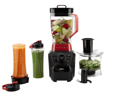 New Oster® Versa® Performance Blender 1100 Series delivers health & happiness to consumers. (Photo: ...