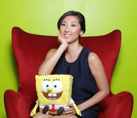 Photo courtesy of Nickelodeon (Beatrix Ong, SpongeBob SquarePants)