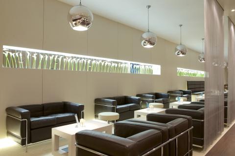 Art Basel NetJets Lounge (Photo: Business Wire)
