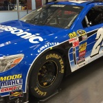 Panasonic has expanded its relationship with Hendrick Motorsports with a new multi-year agreement that includes primary sponsorship of the No. 24 team of four-time NASCAR Sprint Cup Series champion and current points leader Jeff Gordon. (Photo: Business Wire)