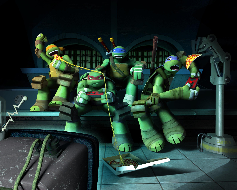 Nickelodeon Greenlights Season Four of Teenage Mutant Ninja Turtles with 20-Episode Pickup (Photo: Business Wire)
