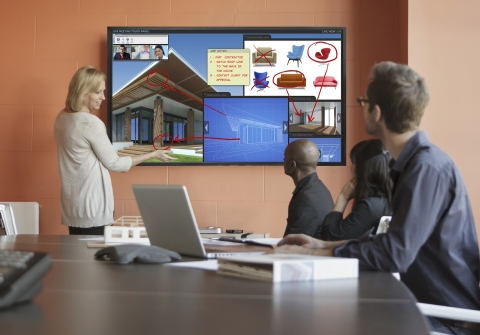 Planar EP Series 4K Display with Touch (Photo: Business Wire)