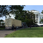 Local Motors Mobifactory staging for the White House Maker Faire. (Photo: Business Wire)