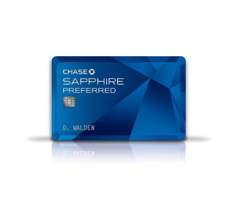 Chase Sapphire Preferred (Graphic: Business Wire)