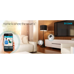 D-Link's Connected Home solutions simplify home automation and security. (Photo: Business Wire)