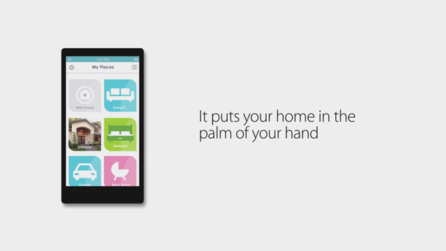 The intuitive mydlink Home mobile app for iOS® and Android™ smartphones and tablets provides instant control over D-Link® smart devices anywhere, anytime.