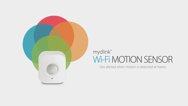 D-Link's new Wi-Fi Motion Sensor makes it simple to stay aware of what's happening at home.