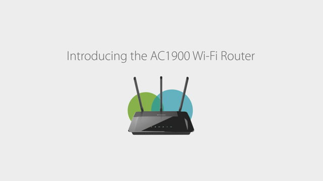 The AC1900 Wi-Fi Router (DIR-880L) offers a host of advanced features along with the raw power of AC speed and range to provide next-level connectivity