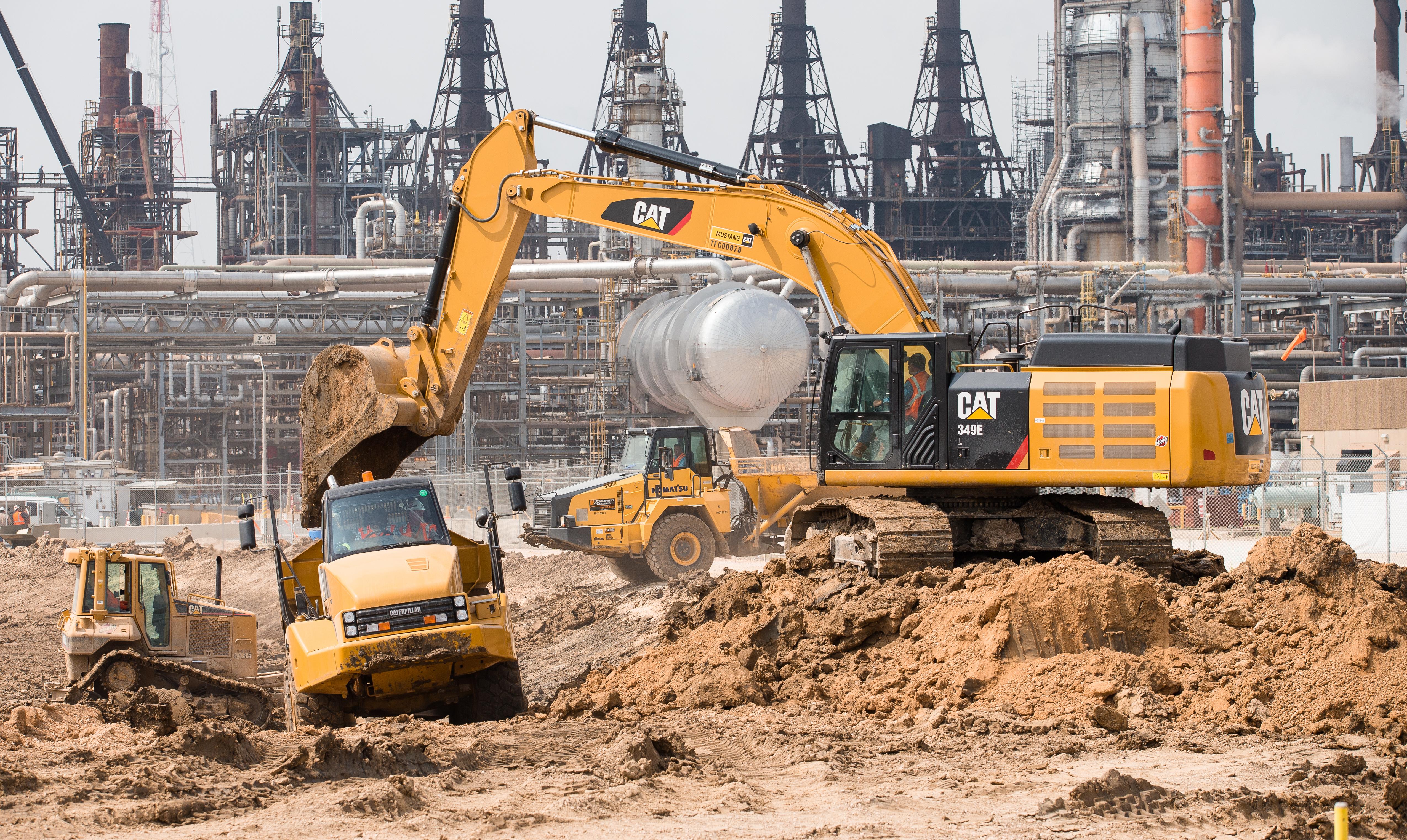 ExxonMobil Chemical Company Begins Multi-Billion Dollar ...