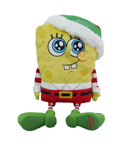SpongeBob SquarePants Macy's 2014 Holiday Ambassador (Photo: Business Wire)