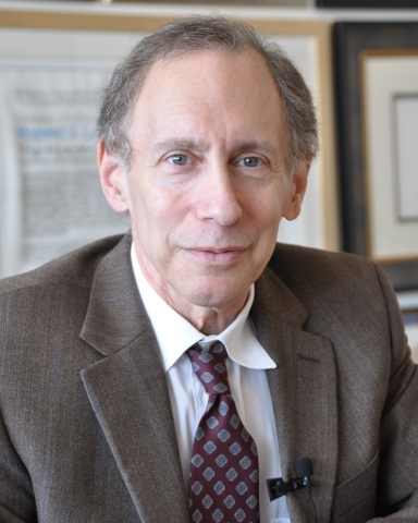 Dr. Robert Langer, a biomedical engineer and Institute Professor at Massachusetts Institute of Techn ...