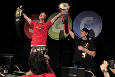 The ScrewAttack Gaming Convention (SGC), one of the largest game-centric conventions in the Southwes ...