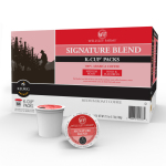 Full-bodied and full of flavor, BJ's Members can purchase a 84-ct box of Wellsley Farms Signature Blend K-Cup® packs for $29.99 in-store or online. (Photo: Business Wire)