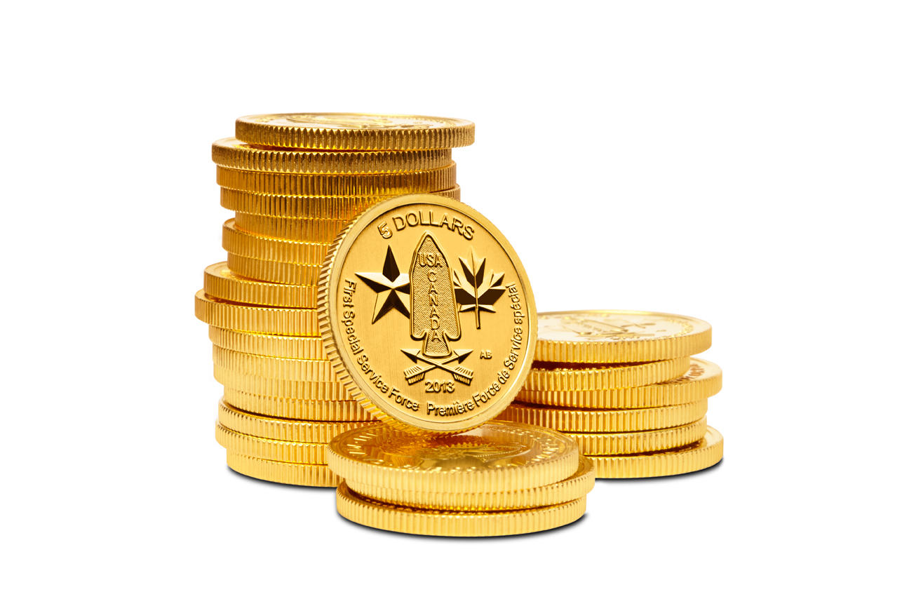 Goldline's Exclusive Bullion Coins (Photo: Business Wire)