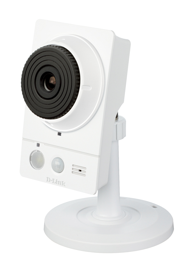 The D-Link Wireless AC Day/Night Camera (DCS-2136L) offers advanced networking and viewing capabilities, including a white light LED which allows the camera to produce color video even in complete darkness (Photo: Business Wire)