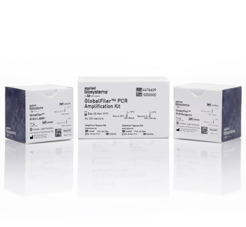 The GlobalFiler PCR Amplification Kit is designed to enable faster, more powerful data comparisons to solve crimes in the U.S. and globally. (Photo: Business Wire)
