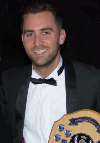 Liam MacFarlane, Wessex Water Services Limited, 2014 UK Society for Trenchless Technology 'Young Engineer' Award Recipient (Photo: Business Wire)