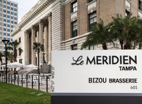 Le Méridien Debuts First Hotels in Tampa, Florida. (Photo: Business Wire)