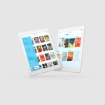 The new 3M Cloud Library app includes innovative features allowing users to personalize how they browse for content, along with an elegant new look and feel and the most intuitive interface on the market. (Photo: Business Wire)